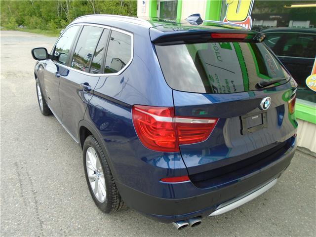 2014 BMW X3 xDrive35i (Stk: ) in Sudbury - Image 3 of 6