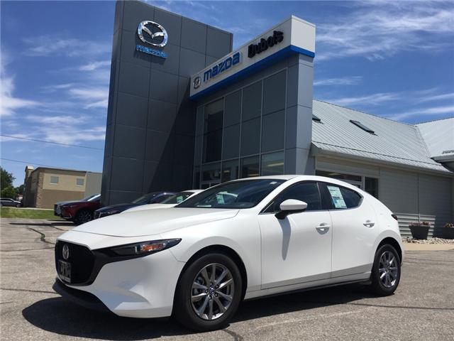 2019 Mazda Mazda3 Sport GS (Stk: C1904) in Woodstock - Image 1 of 19