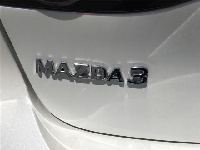 2019 Mazda Mazda3 Sport GS (Stk: C1904) in Woodstock - Image 18 of 19