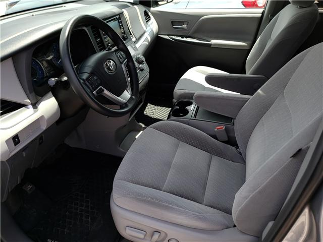 2019 Toyota Sienna LE 8-Passenger (Stk: N13398) in Newmarket - Image 11 of 29