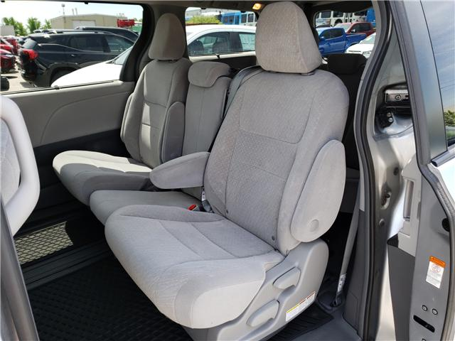 2019 Toyota Sienna LE 8-Passenger (Stk: N13398) in Newmarket - Image 15 of 29
