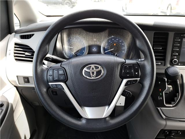 2019 Toyota Sienna LE 8-Passenger (Stk: N13398) in Newmarket - Image 19 of 29