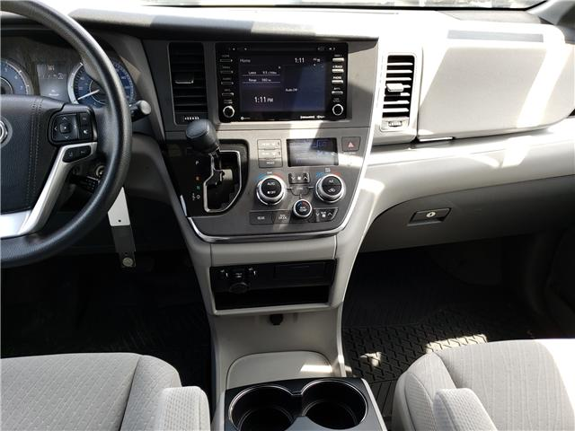 2019 Toyota Sienna LE 8-Passenger (Stk: N13398) in Newmarket - Image 20 of 29