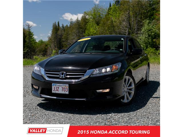 2015 Honda Accord Touring (Stk: U5239A) in Woodstock - Image 1 of 11