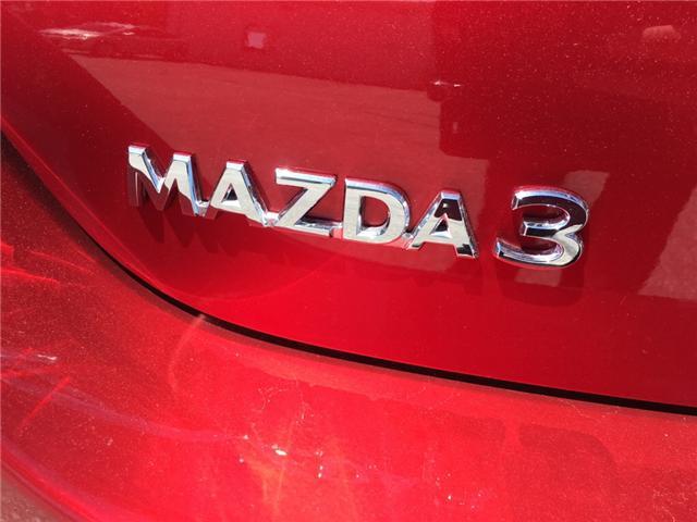 2019 Mazda Mazda3 GX (Stk: C1917) in Woodstock - Image 18 of 19