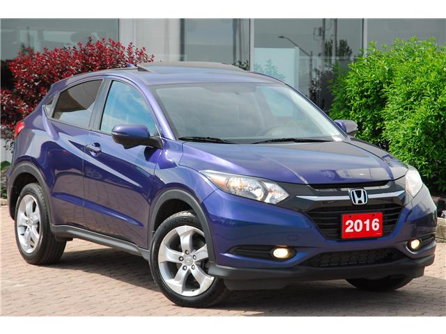 2016 Honda HR-V EX (Stk: 9F1980A) in Kitchener - Image 2 of 17