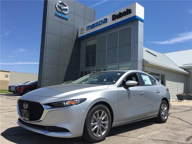 2019 Mazda Mazda3 GS (Stk: C1928) in Woodstock - Image 1 of 19