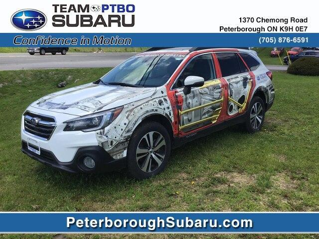2019 Subaru Outback 2.5i Limited (Stk: S3625) in Peterborough - Image 1 of 6