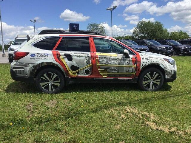 2019 Subaru Outback 2.5i Limited (Stk: S3625) in Peterborough - Image 5 of 6