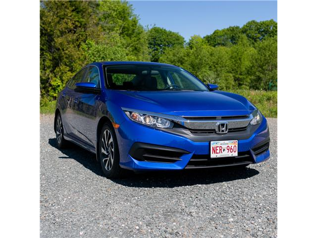 2016 Honda Civic EX (Stk: U5267A) in Woodstock - Image 2 of 9