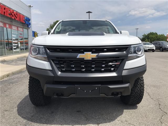 2018 Chevrolet Colorado ZR2 (Stk: J1151867) in Sarnia - Image 2 of 21