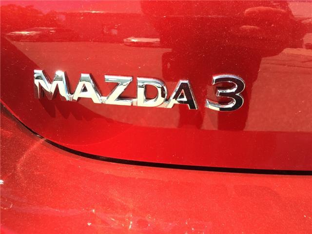 2019 Mazda Mazda3 GX (Stk: C1932) in Woodstock - Image 18 of 19
