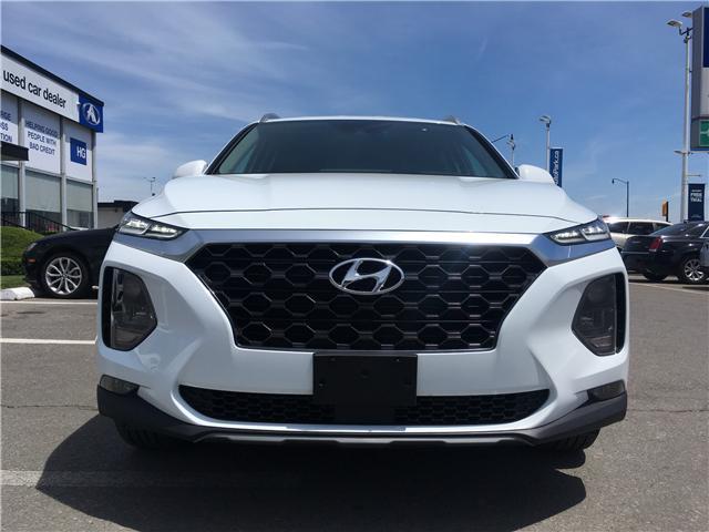 2019 Hyundai Santa Fe ESSENTIAL (Stk: 19-53011) in Brampton - Image 2 of 25