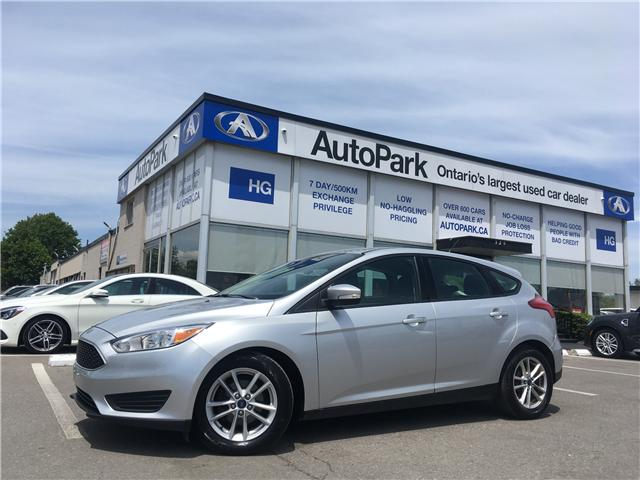 2015 Ford Focus SE (Stk: 15-84371) in Brampton - Image 1 of 21