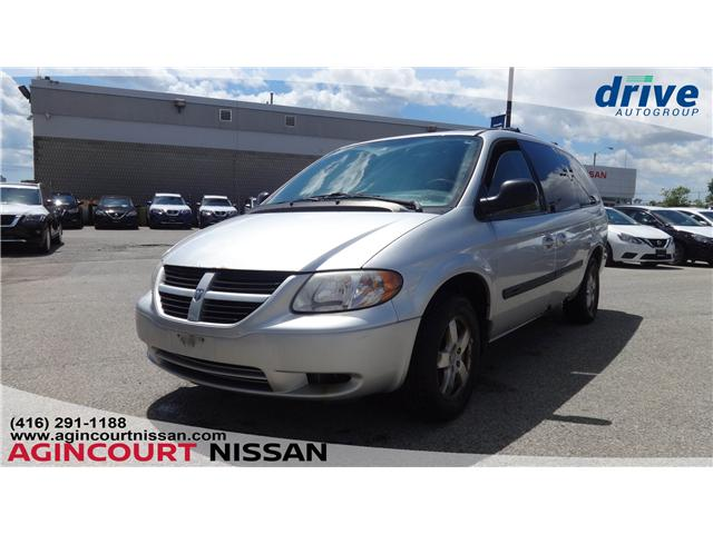 2007 Dodge Grand Caravan Base (Stk: KW329907A) in Scarborough - Image 1 of 13