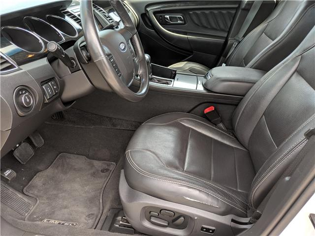 2011 Ford Taurus Limited (Stk: 1295837A) in Newmarket - Image 12 of 27