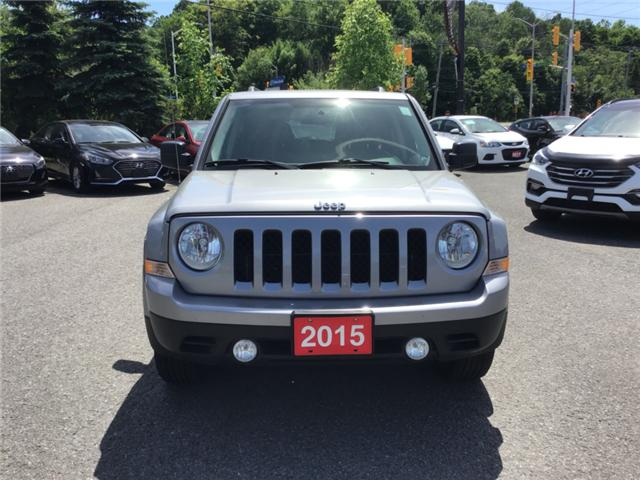 2015 Jeep Patriot Sport/North (Stk: R96125A) in Ottawa - Image 2 of 14