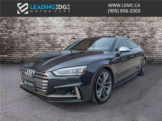 2018 Audi S5 3.0T Technik (Stk: 14672) in Woodbridge - Image 1 of 23