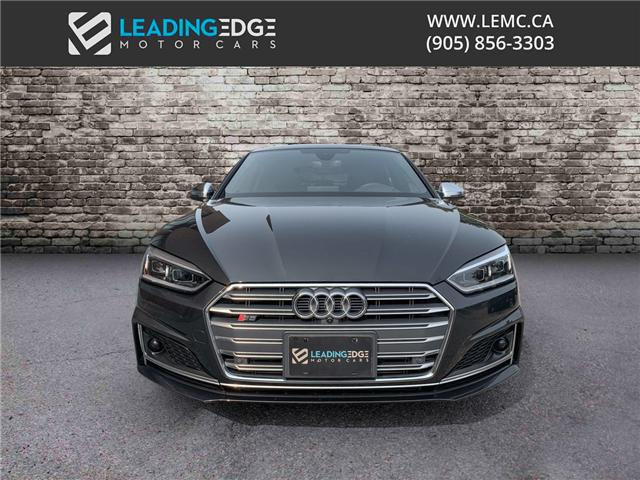 2018 Audi S5 3.0T Technik (Stk: 14672) in Woodbridge - Image 2 of 23
