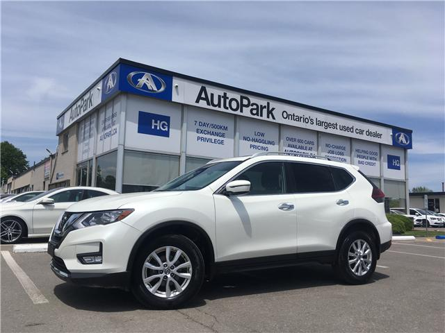 2018 Nissan Rogue SV (Stk: 18-98439) in Brampton - Image 1 of 25