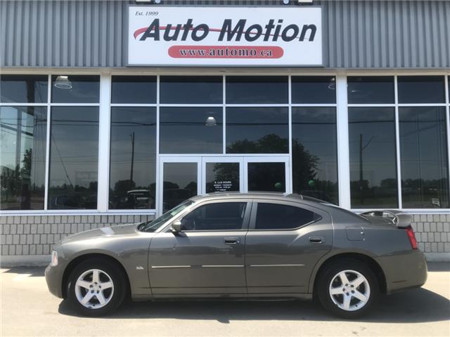 2010 Dodge Charger SXT (Stk: 19659) in Chatham - Image 2 of 14