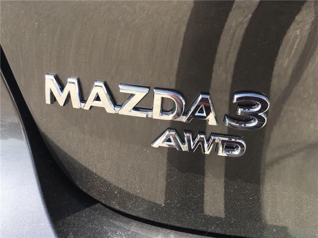 2019 Mazda Mazda3 Sport GT (Stk: C1943) in Woodstock - Image 20 of 21