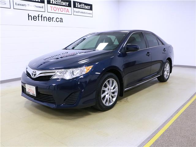 2014 Toyota Camry LE (Stk: 195386) in Kitchener - Image 1 of 34