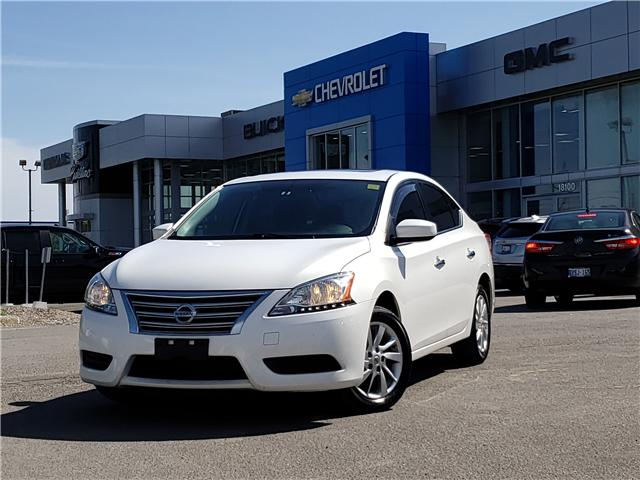 2015 Nissan Sentra 1.8 SV (Stk: 6177180A) in Newmarket - Image 1 of 28