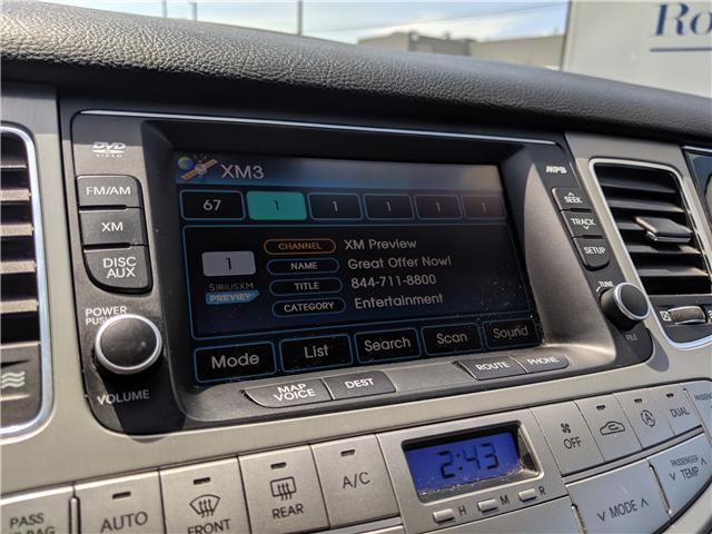 2012 Hyundai Genesis 3.8 (Stk: Z293037A) in Newmarket - Image 24 of 27