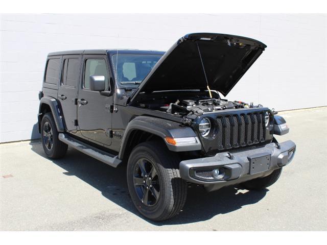 2019 Jeep Wrangler Unlimited Sahara (Stk: W635980) in Courtenay - Image 9 of 29