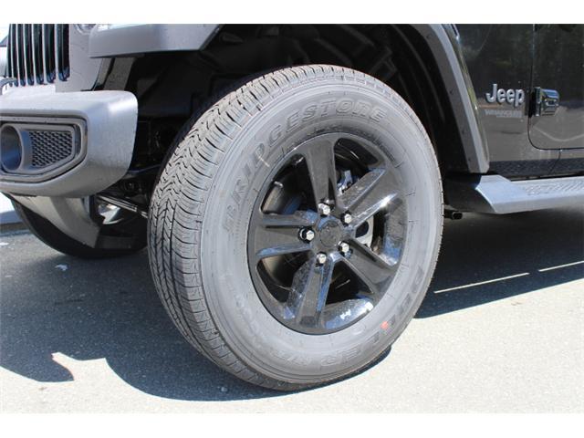 2019 Jeep Wrangler Unlimited Sahara (Stk: W635980) in Courtenay - Image 28 of 29