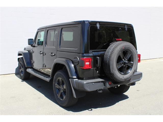 2019 Jeep Wrangler Unlimited Sahara (Stk: W635980) in Courtenay - Image 5 of 29