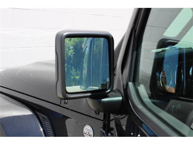 2019 Jeep Wrangler Unlimited Sahara (Stk: W635980) in Courtenay - Image 27 of 29
