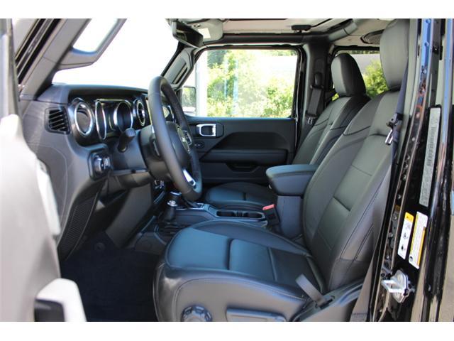 2019 Jeep Wrangler Unlimited Sahara (Stk: W635980) in Courtenay - Image 11 of 29