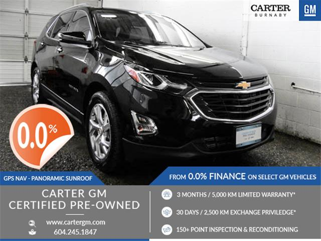 2019 Chevrolet Equinox LT (Stk: P9-58590) in Burnaby - Image 1 of 25