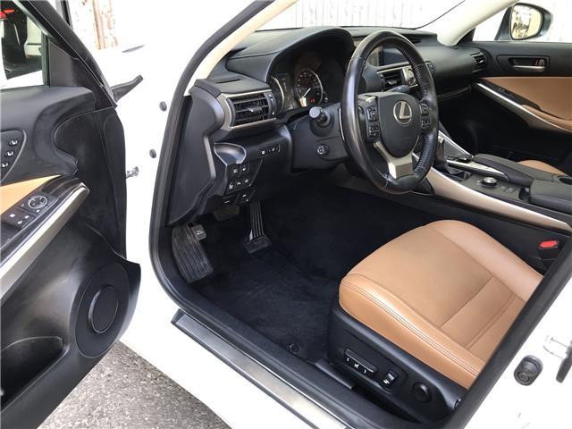 2017 Lexus IS 300 Base (Stk: 28232A) in Markham - Image 12 of 23