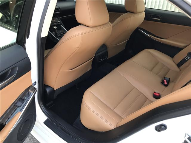 2017 Lexus IS 300 Base (Stk: 28232A) in Markham - Image 21 of 23