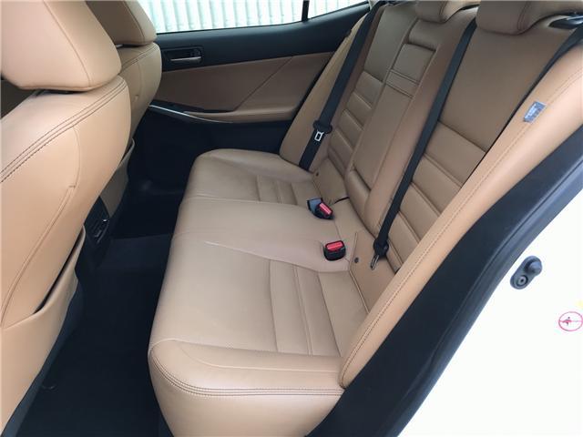 2017 Lexus IS 300 Base (Stk: 28232A) in Markham - Image 22 of 23