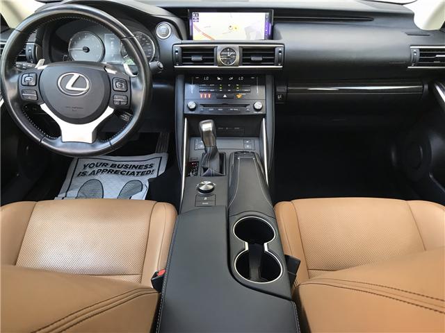 2017 Lexus IS 300 Base (Stk: 28232A) in Markham - Image 23 of 23