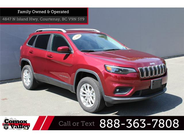 2019 Jeep Cherokee North (Stk: D148446) in Courtenay - Image 1 of 28