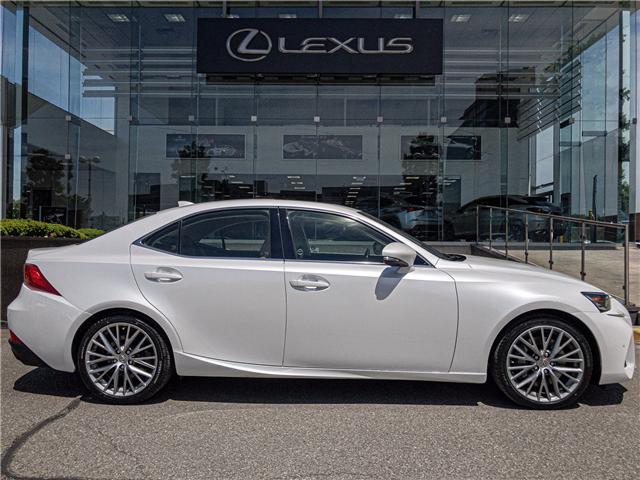 2017 Lexus IS 300 Base (Stk: 28232A) in Markham - Image 10 of 23