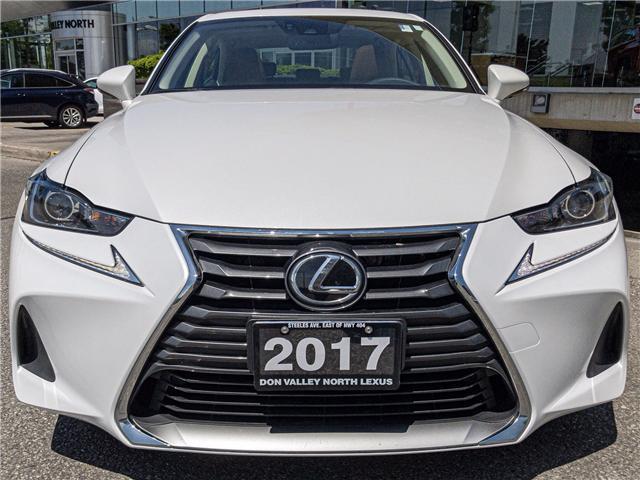 2017 Lexus IS 300 Base (Stk: 28232A) in Markham - Image 2 of 23