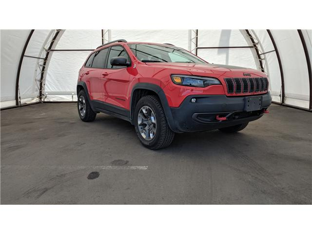 2019 Jeep Cherokee Trailhawk (Stk: 1814462) in Thunder Bay - Image 1 of 3