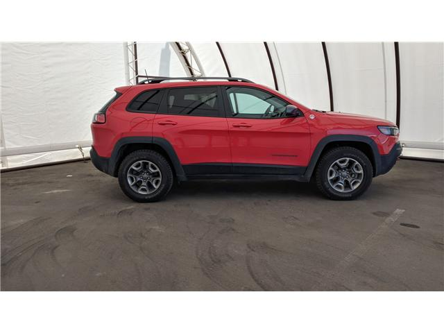 2019 Jeep Cherokee Trailhawk (Stk: 1814462) in Thunder Bay - Image 2 of 3
