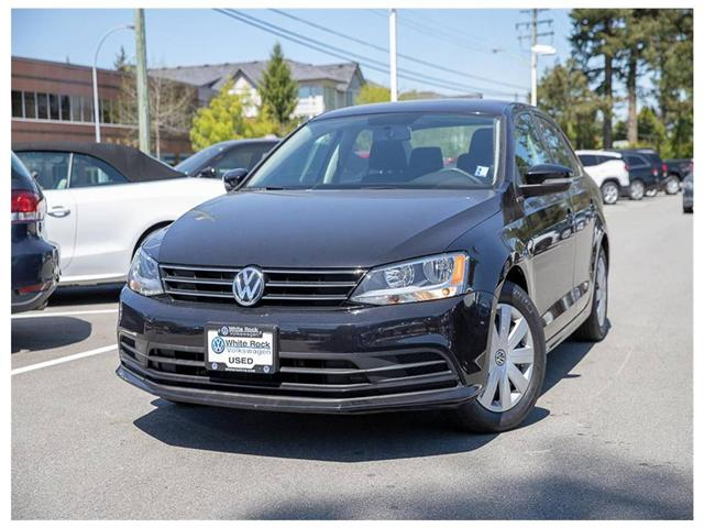 2015 Volkswagen Jetta 2.0L Trendline+ (Stk: VW0833) in Vancouver - Image 2 of 21