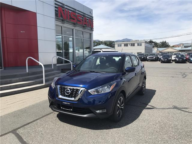2019 Nissan Kicks SV (Stk: N92-1616) in Chilliwack - Image 1 of 17