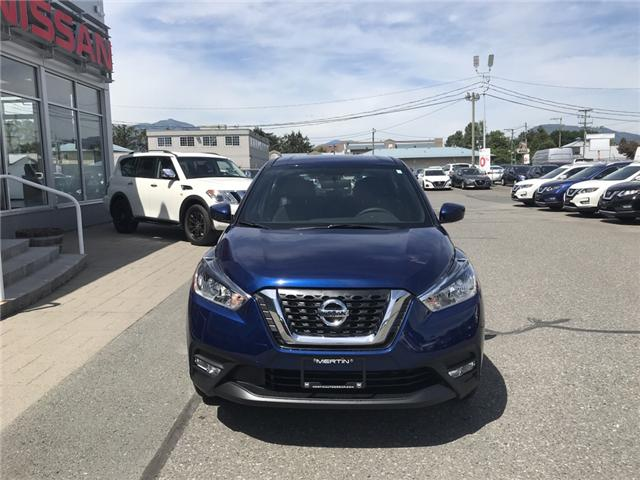 2019 Nissan Kicks SV (Stk: N92-1616) in Chilliwack - Image 2 of 17
