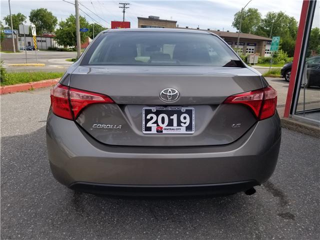 2019 Toyota Corolla LE (Stk: DE19372) in Ottawa - Image 4 of 14