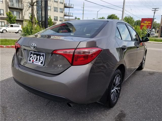 2019 Toyota Corolla LE (Stk: DE19372) in Ottawa - Image 5 of 14