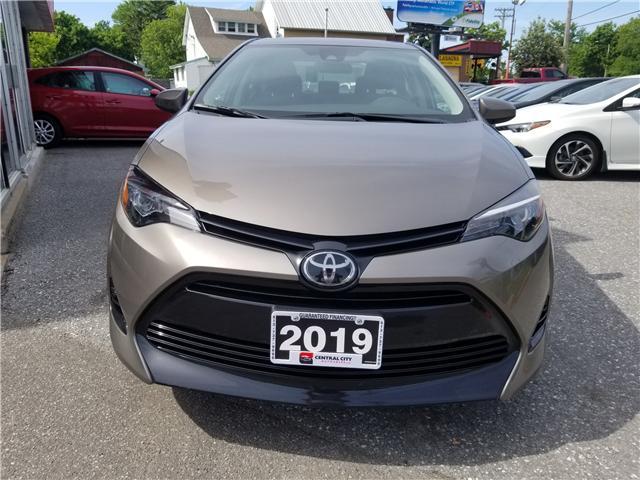2019 Toyota Corolla LE (Stk: DE19372) in Ottawa - Image 8 of 14